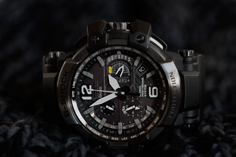 Batwatch, czyli Casio G-Shock GPW-1000-1B